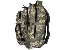 Рюкзак тактический ArmaTek 36 литров (цвет цифра, с molle), фото 3
