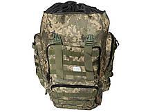 Рюкзак тактический ArmaTek 75 литров (ткань Kordura, цвет цифра, с molle), фото 3