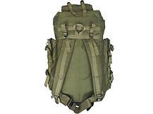 Рюкзак тактический ArmaTek 75 литров (цвет олива, с molle), фото 2