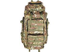 Рюкзак тактичний ArmaTek 75 літрів (колір мультикам, з molle), фото 2