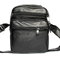 Стильная сумка из натуральной кожи для мужчин (885)