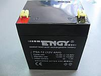 Свинцово-кислотная аккумуляторная батарея ENGY PS4-12 12V 4Ah