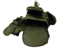 Сумка тактическая SN-5 с системой молли, фото 3