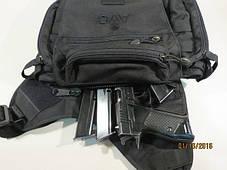 Сумка-кобура оперативная плечевая (доработанный аналог 5.11 PUSH Pack), фото 3