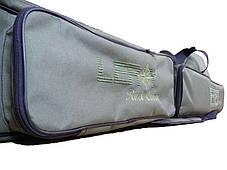 Тройной чехол для удилищ LeRoy Rod Cover 150, фото 3