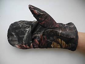 Перчатки для рыбалки и охоты, фото 2