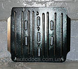 Защиты картера двигателя, кпп, ркпп, топл.бака Great Wall (Грейт Вол)  Полигон, Кольчуга, фото 5
