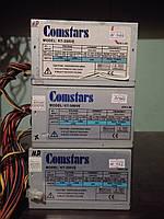 Блоки питания Comstars KT-350VE 350W 80FAN нерабочие