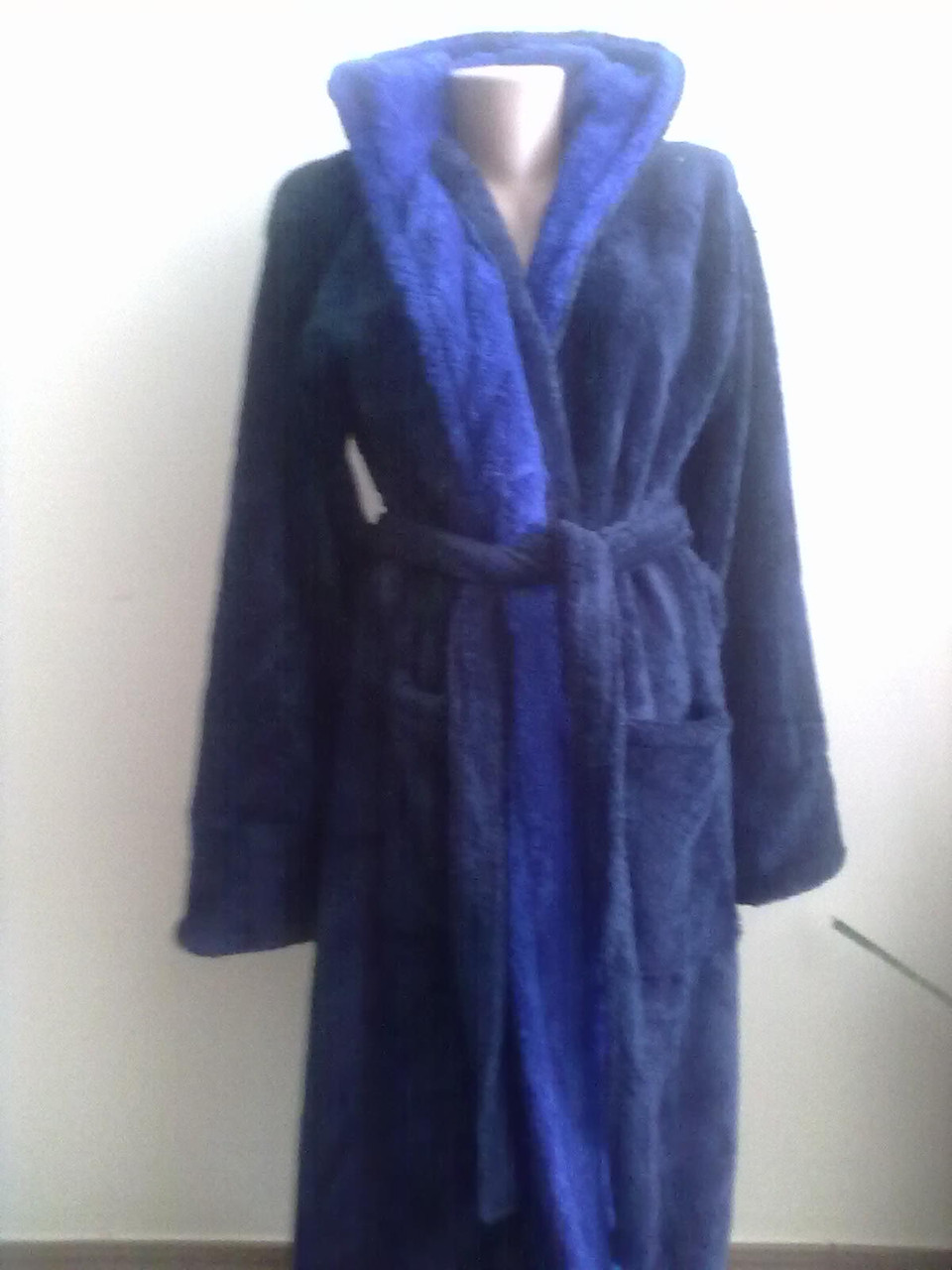 02ad2e94a682f Купить Мужской теплый длинный халат 454358118 - Грация & Стиль