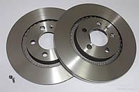 Тормозные диски передние Volkswagen, Audi, Skoda JZW615301A