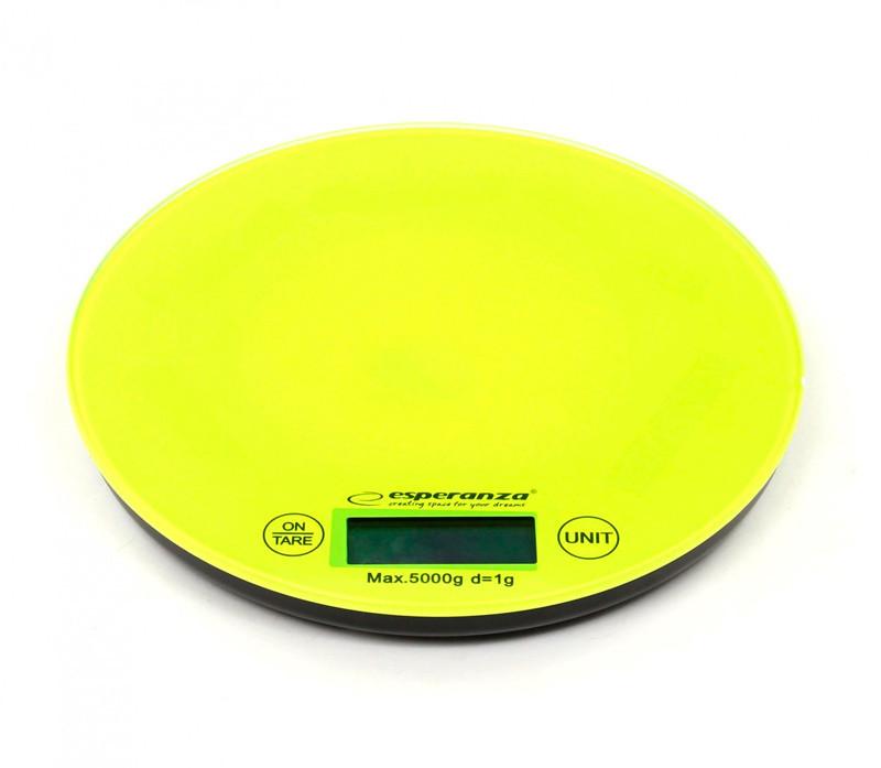 Весы кухонные Esperanza EKS003G, электронные весы для кухни, електронн