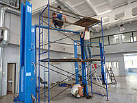 Монтаж и демонтаж металлоконструкций