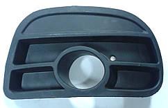 Накладка фары противотуманки левая Ланос (спорт)  GM, 96287127
