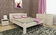 Деревянная кроватьТрембита