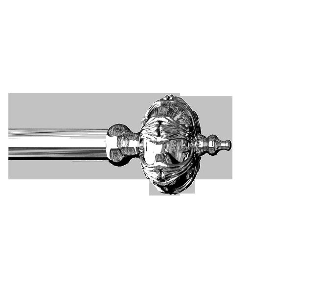 Наконечник для карнизной трубы 28-EM-145
