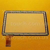 Тачскрин, сенсор  MF-595-101F FPC белый для планшета