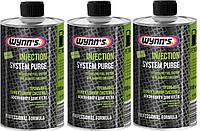 Wynns Injection System Purge - промывка инжектора от дилера