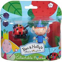 Набор фигурок Ben & Holly's Little Kingdom Сказочные друзья Бен и Гастон 30970