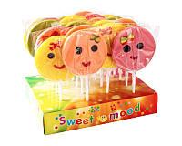 Леденцы на палочке Smile Рокс Roks 100 гр 20 шт