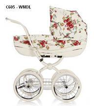 Детская универсальная коляска Geoby C605 2в1, гарантия 6 месяцев