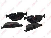 Тормозные колодки задние BMW Е34 E39 E46 E36 C2B006ABE 34216761253 34211160198 34216761281 34212157592