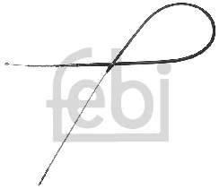 Трос ручника GOLF 2 производитель ADRIAUTO Италия