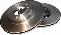 Тормозной диск передний OCTAVIA 1U BORA GOLF4 Ferodo DDF928 DF2804 trw 17936 febi