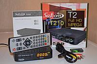 DVB-T2 Тюнер (ресивер) Т2 Satcom T210 HD