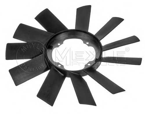 Крыльчатка вентилятора BMW M50 M51 M21 3001150004 MEYLE 20922062 SWAG 500903 TOPRAN V20901102 VEMO 22062 FEBI 200023F1