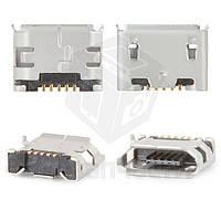 Коннектор зарядки Fly DS104D, DS106D, DS107D, DS115, DS123, DS124, E158, E185, E210, IQ230, IQ275 Mar