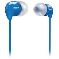 Наушники вакуумные Philips SHE3590BL / 10 Blue (SHE3590BL / 10)