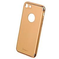 Накладка для iPhone 7 пластик iPaky Joint Shiny Series Золотий