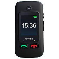 Мобільний телефон Sigma mobile Comfort 50 Shell Duo Black (4827798212318)