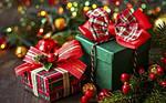 Счастья на лицах и хороших подарков в этот Новый Год!