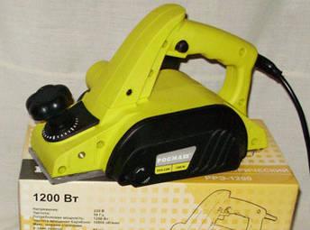 Рубанок электрический Росмаш РРЭ - 1200, фото 2