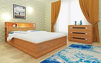Деревянная кровать Сицилия