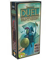 7 Чудес Света: Дуэль Пантеон (франц) (7 Wonders: Duel Pantheon (fr)) настольная игра