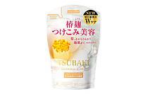 SHISEIDO  Tsubaki Damage Care  Кондиционер для восстановления поврежденных волос, 380 мл. (сменный блок)