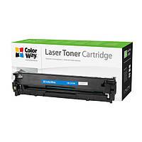 Картридж лазерный совместимый CANON 731, НР СF211A, LBP-7100Cn, 7110Cw cyan