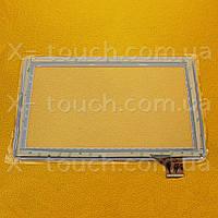 Тачскрин, сенсор  HK10DR2438-V01 черный для планшета