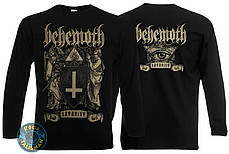 Футболка длинный рукав BEHEMOTH - The Satanist