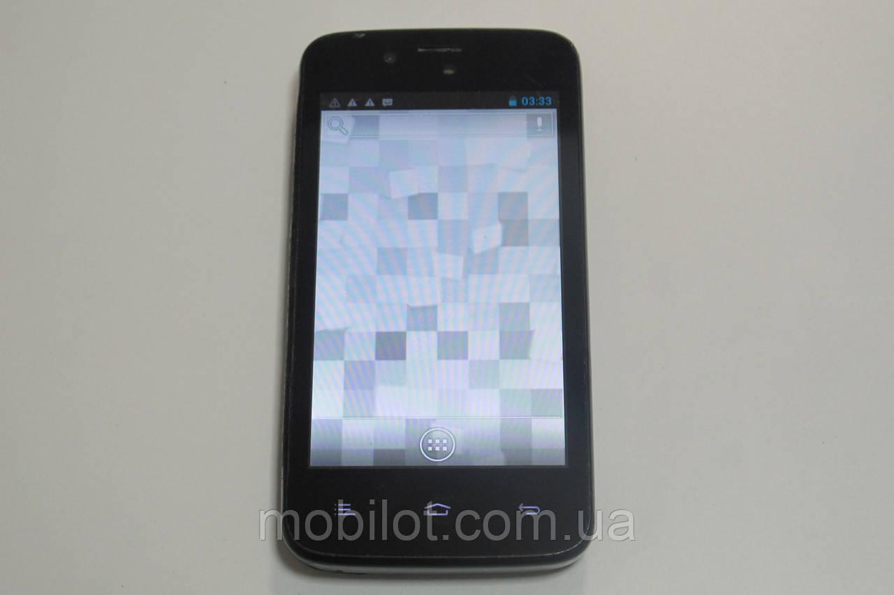 Мобильный телефон Fly IQ440 Energie Black  (TZ-1137)