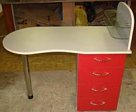 Маникюрный стол Стандарт 4