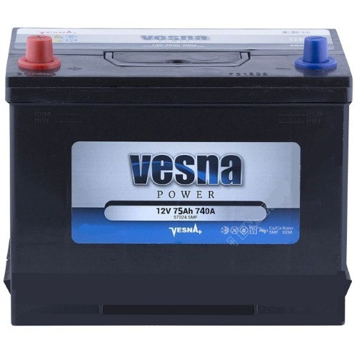 Vesna Japan 75Ah / 740A