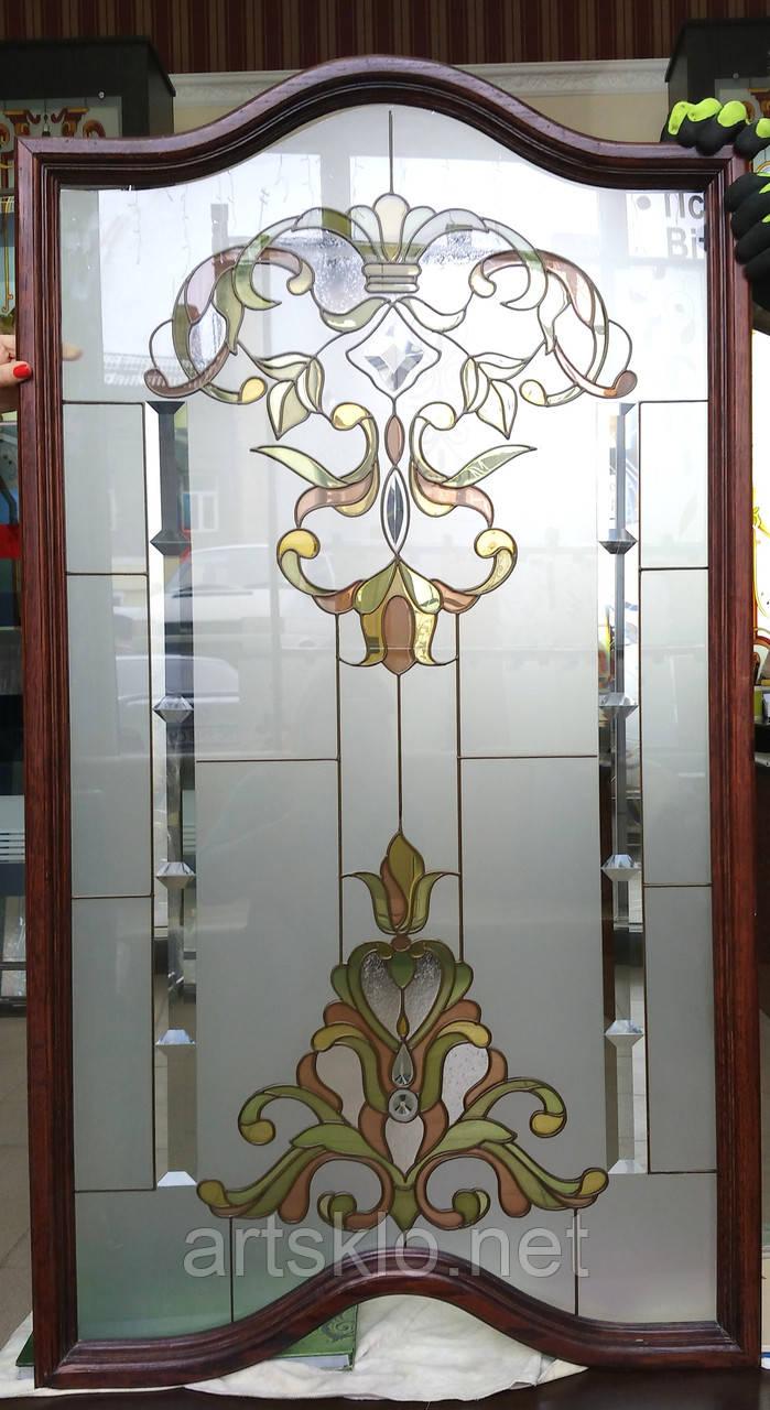 Стекло для межкомнатных дверей