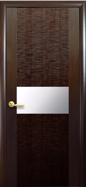 "Межкомнатные двери ""Аста"" с зеркалом"