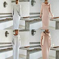 Женское Длинное Платье в пол, ПОШИВ на заказ Р.40-54 *Разные Цвета*