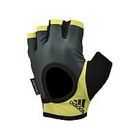 Перчатки для фитнеса Adidas р. S (ADGB-14121YLSS)