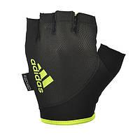 Перчатки для фитнеса Adidas р. M (ADGB-12322YL)