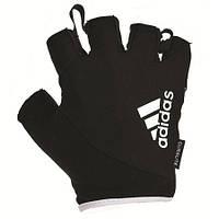 Перчатки для фитнеса Adidas р. S (ADGB-12321WH)